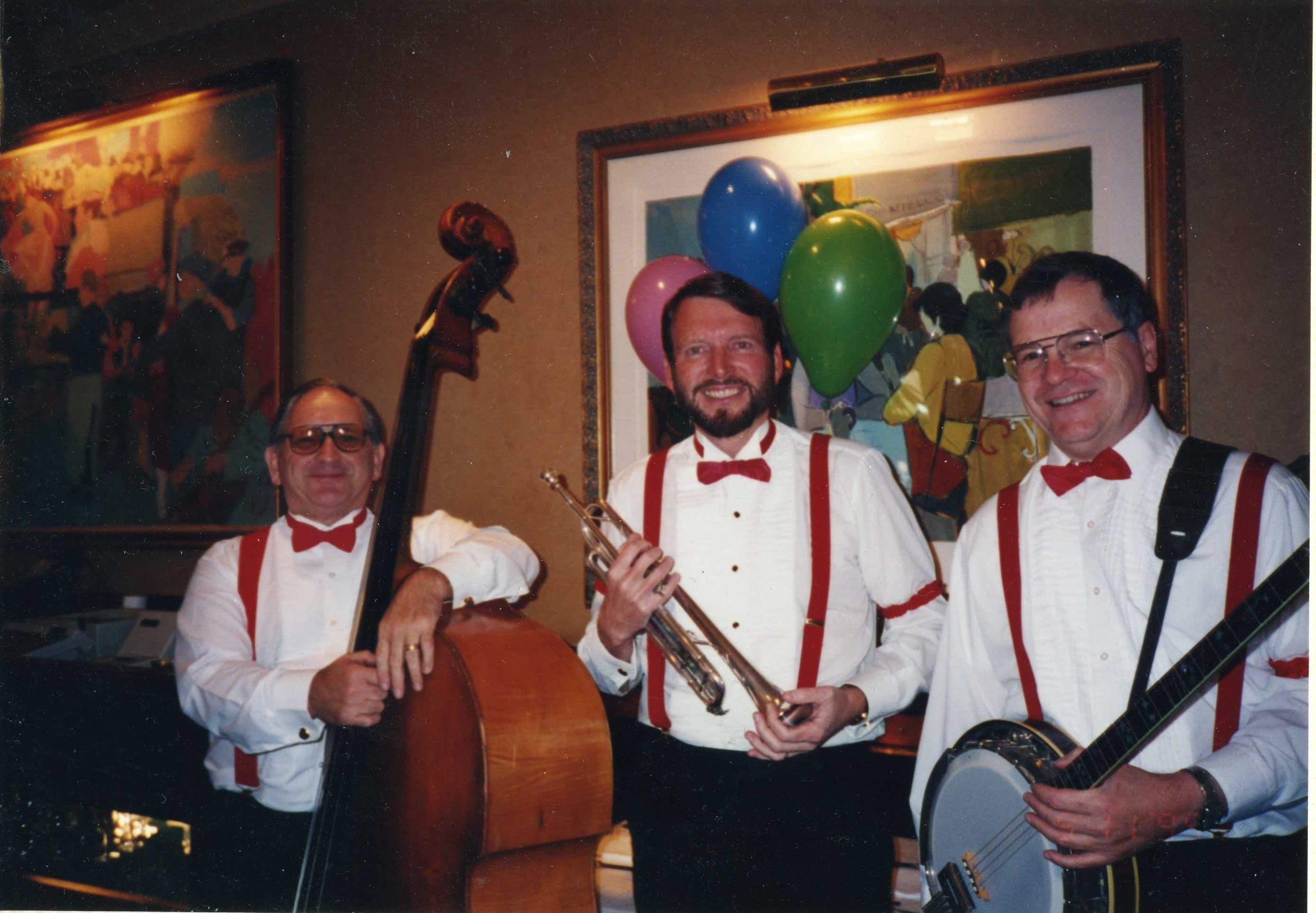 The Tom Battenberg Trio